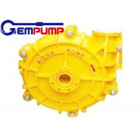 Buy cheap Yellow A05 3x2D Centrifugal Slurry Pump Gland seal Sealing type from wholesalers