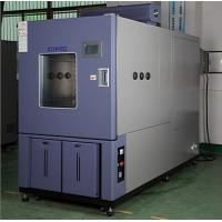 Quality Rapid Temperature Changes Environmental Testing Chambers For Extreme Temperature Cycling wholesale