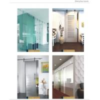 Quality stainless steel glass sliding door wholesale