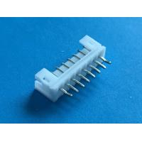 Quality Vertical Insertion PCB Shrouded Header Electrical Connectors For Automotive wholesale