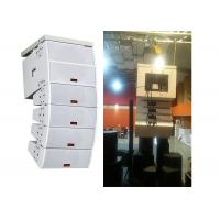 Quality Powered Concert Sound System Two-way Double  RMS Line Array speakers wholesale