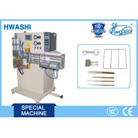 China Copper And Aluminum Tube Flash Butt Welding Machinery , Resistance Butt Welders on sale