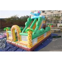 Quality Best quality wave inflatable slide, party inflatable slide games, cheap inflatable slide china manufacturer wholesale