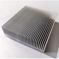 Quality Heat Exchanger / Inverter Aluminium Heat Sink Profiles For Led Lightning wholesale