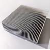 Buy cheap Heat Exchanger / Inverter Aluminium Heat Sink Profiles For Led Lightning from wholesalers