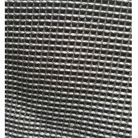 Quality Black Microfiber Waffle Fabric  300gsm 150cm Width For Beddings Clothes wholesale