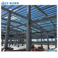 Quality Prefab Light Steel Structure Self Storage Steel Building Workshop Warehouse wholesale