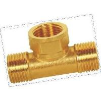 China Brass Female and Male Tee Fitting (HF5015) on sale