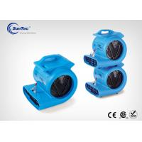 Quality 3 Speed Low Amps Small Electric Floor Blower Fan For Water Damage Restoration wholesale