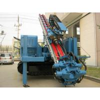 Quality High Speed Jet Grouting Dth Drilling Rigs , Anchor Drilling Rig For Urban Subway wholesale