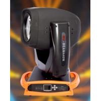 Quality Bright LED Moving Head Lights , Stage Show Moving Dj Lights With 3 Lenses Optical wholesale