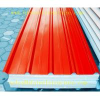 Quality EPS Sandwich Panel / Board For Metal Roofing Sheets Prefabricated Portacabin EP2007 wholesale