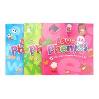 Quality Well-binded offset printing custom Childrens Book Printing for kids wholesale