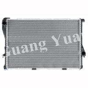 Quality OEM 1436060 Aluminium Auto Radiator For Nissan , Auto BMW Radiator Replacement wholesale