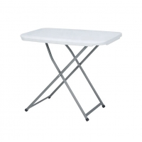 Quality Outdoor Portable Folding Table, Simple Rectangular Plastic Dining Table And Chair wholesale