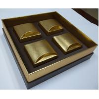 Quality Promotional Mooncake Gift Box, Moon Cake Boxes 12 * 12 * 3 Inch For Restaurant wholesale