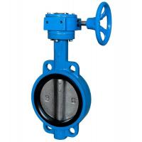 China Resilient Seated Wafer Butterfly Check Valve EN558-1 Series Face To Face on sale