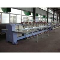 Quality Customzied Chenille Embroidery Machine / Computer Embroidery Machine High Performance wholesale
