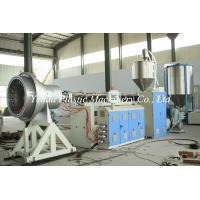 Buy cheap hdpe pe heat insulation pipe machine extrusion line production for sale made in from wholesalers