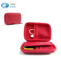 Quality RED Popular Moblie Hard Drive Storage Case , Eva Carrying Case 15.5*10*4cm wholesale