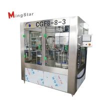 Quality High Efficiency Mineral Water Plant , Stable Pet Bottle Filling Machine wholesale