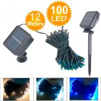 Quality Waterproof Solar Lamps Power LED String Garlands Lights Solar Garden Christmas Lights wholesale