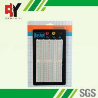 Quality ABS Plastic Experiment Solderless Prototyping Breadboard with 1500 Points wholesale