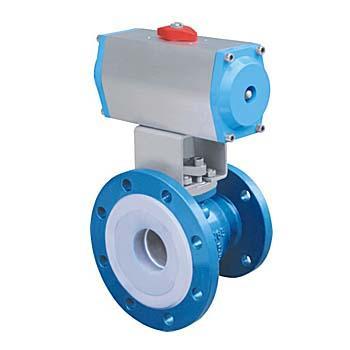 Fluorine discharge valve FQ641F46-16C