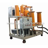 China Explosion Proof Lube Oil Purification Unit, Hydraulic Oil Cleaning System, Compressor Oil Filtration Equipment on sale