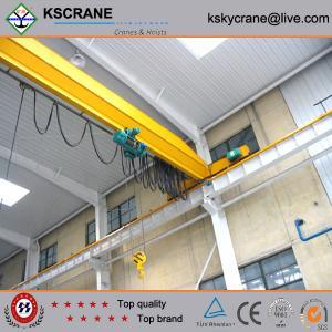 China High Working Efficiency 1t-20t Overhead Hoist Crane,EOT Cranes 20ton on sale