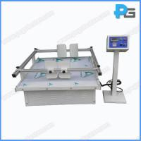 Quality Simulation Transport Package Test Machine wholesale