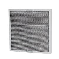 Buy cheap Panel Construction Pre Air Filter High Separation With Carbon Foam Medium from wholesalers