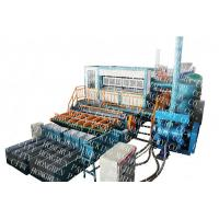 Quality Rotary type 8faces 4000pcs/h paper material egg tray molding machine multi layers dryer wholesale