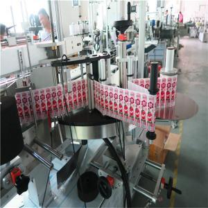 Quality Multifunctional Transparant Automatic Sticker Labeling Machine 0.1L - 2L Volume Bottle wholesale