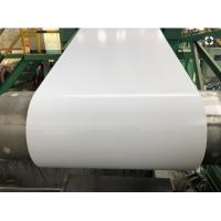 Quality Durable Pre Painted Galvanized Coils Width 1200mm Thickness 0.18mm Corrosion Resistant wholesale