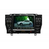 Quality DVD GPS Navigation System For Toyota Cars Real Time Clock Function wholesale