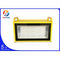 Quality AH-HI/A GPS high intensity LED aviation obstacle light with photocell in flash mode wholesale