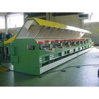 Quality 22kw - 110kw High Speed Wire Drawing Machine With Ironed Cast Frame wholesale