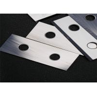 Quality 30*12*1.5,Woodworking Carbide Cutting Inserts / Spiral Planer Tungsten Carbide Blanks wholesale