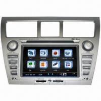 China OEM 6.2-inch Car Digital Audio System for Toyota Vios, with Touchscreen on sale
