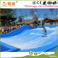 China Water Play Equipment Simulator Promotion Double Flowrider for Sale on sale