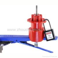 Quality ZC-34 Universal Valve Cable Lockout for Butterfly valve lockout wholesale