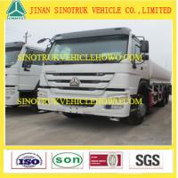 China Sinotruk 20CBM Howo 6x4 Water Tank Truck For Sale on sale