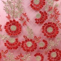 China african French Swiss Voile Guipure Lace For wedding dress sewing on sale