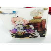 Quality Lovely DIY Wall Clock Figure Cartoon Picture Frame With Wall Clock wholesale