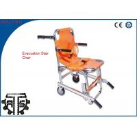 China Aluminum Alloy Stair Stretcher Foldable for Wounded Rescue on sale