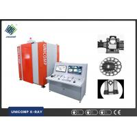 Buy cheap Ductile Iron Shrinkage Inclusion X Ray Metal Inspection , Ndt X Ray Equipment from wholesalers
