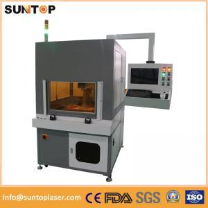 Quality 20W fiber laser marking machine metal laser marking machine safety standard wholesale