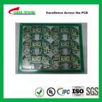 Quality Manufacturing Of Pcb Boards Pcb For Computer , 4l Fr4 It150 1.6mm Immersion Gold wholesale