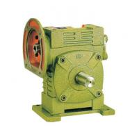 Quality Single Reduction Worm Gear Reducer / Low Noise Speed Reducer Gearbox WPW series wholesale